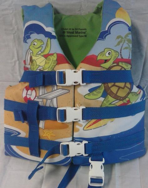 Kid's Life Vest