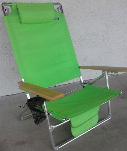 jumbo Aluminum Beach Chair